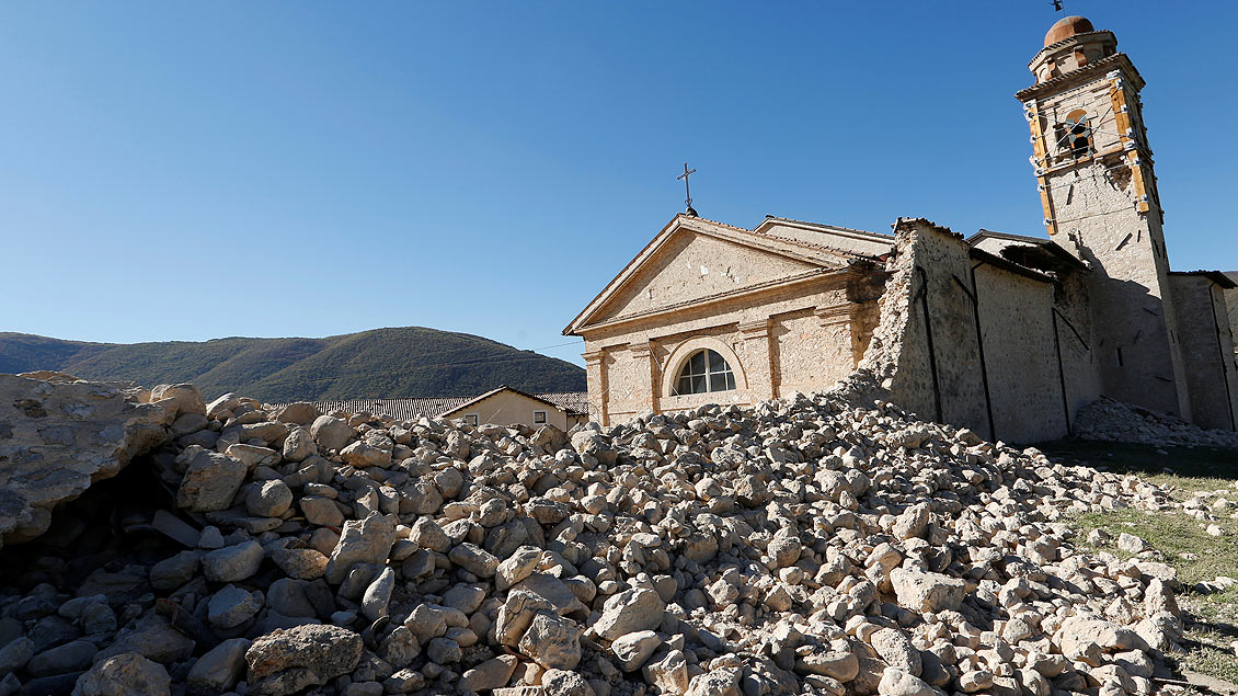 St.-Antonius-Kirche in Norcia