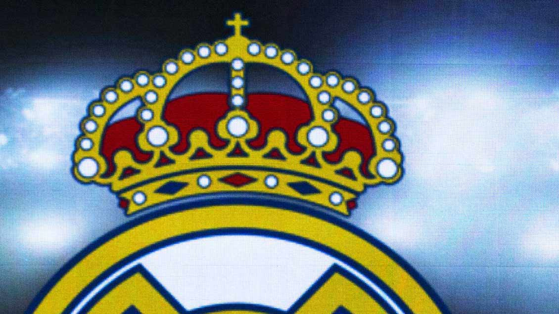 Vereinswappen Real Madrid