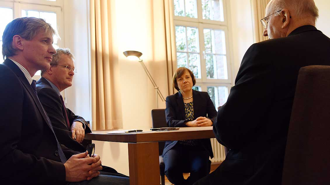 Im Interview Foto: Michael Bönte