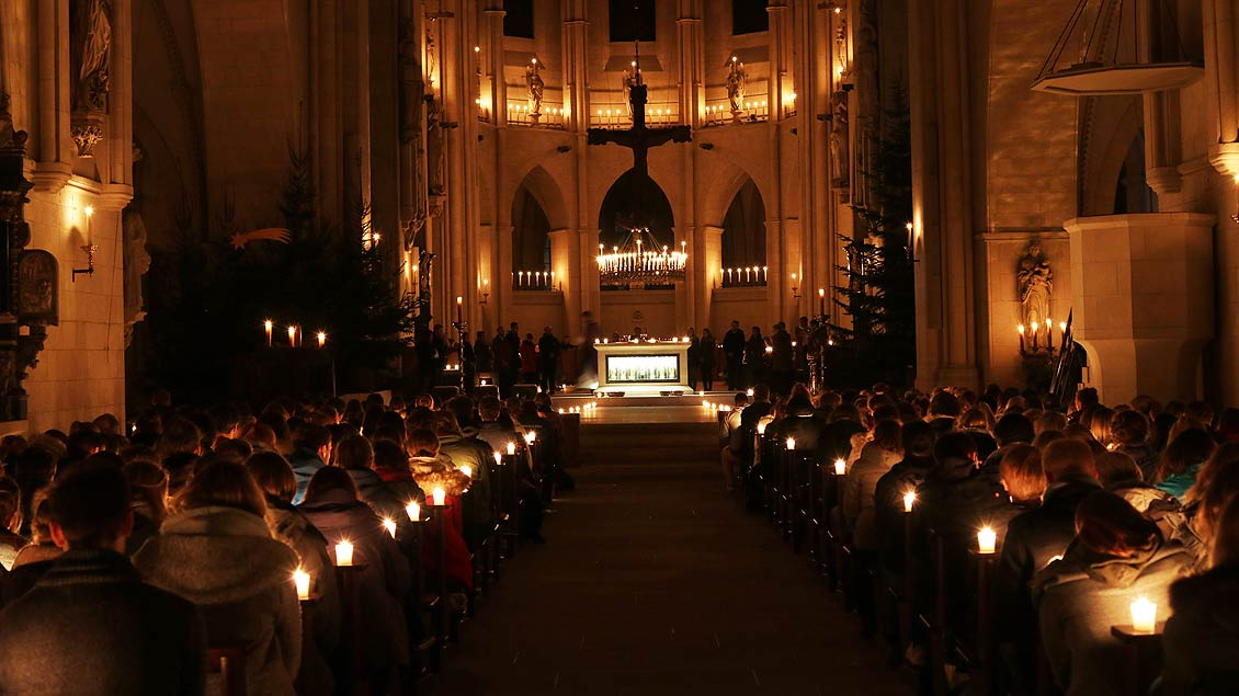 Candle-Light-Gottesdienst