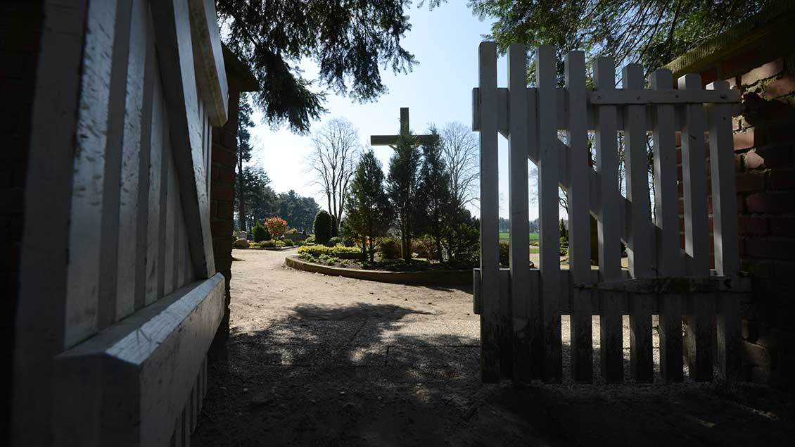 Alter Steveder Friedhof